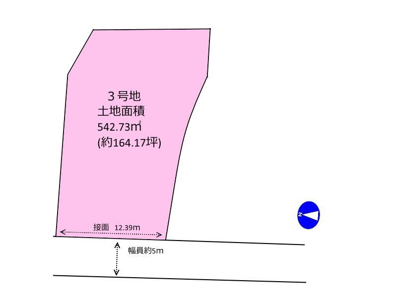 京都府木津川市山城町 売り土地