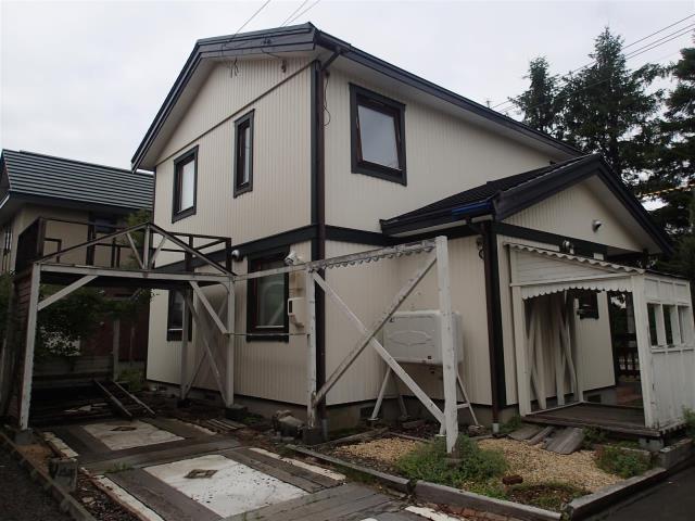一戸建て 札幌市厚別区