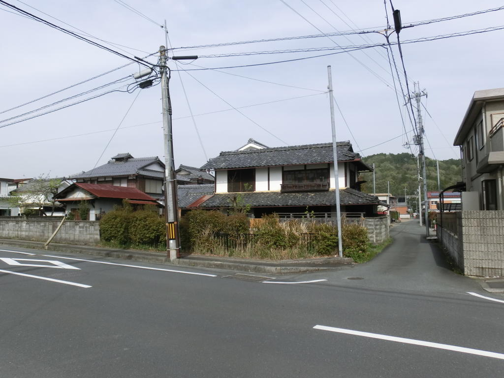 園部町木崎町下ヲサ 売土地(上物付き)