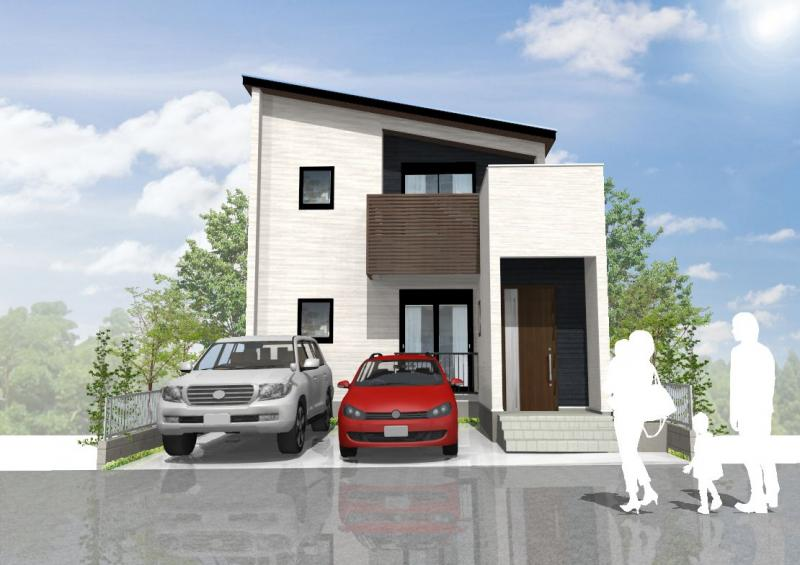 Asobi-デザインハウス緑区大高町字西丸根 2号棟