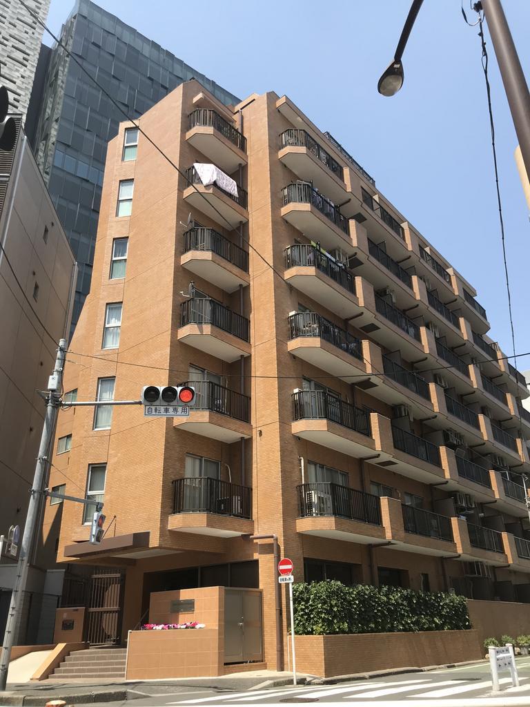 ライオンズガーデン新宿2階