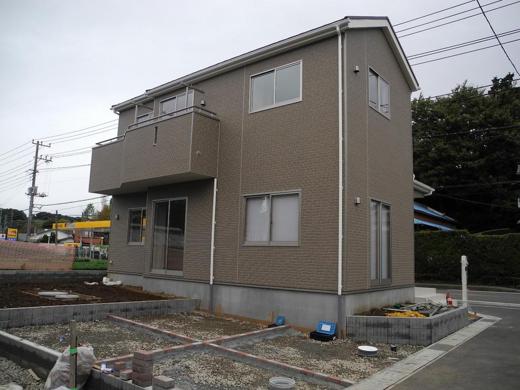 平塚市上吉沢 新築分譲 1号棟