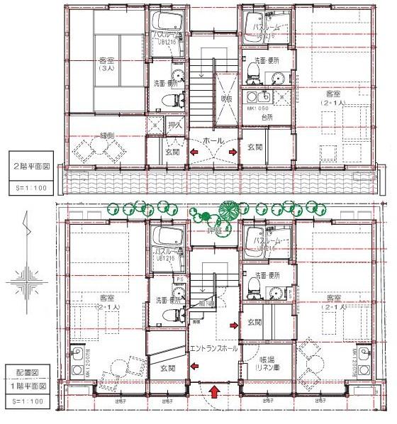下京区四本松町