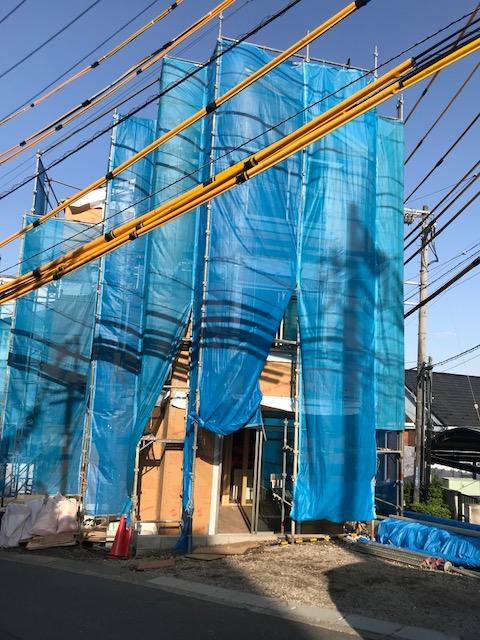 新築一戸建 全3棟 3号棟 鶴ヶ峰 西谷