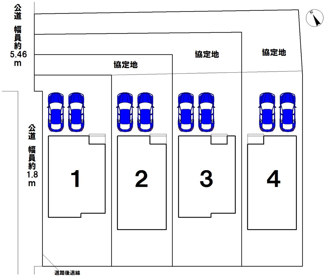 稲沢祖父江町本甲  4号棟