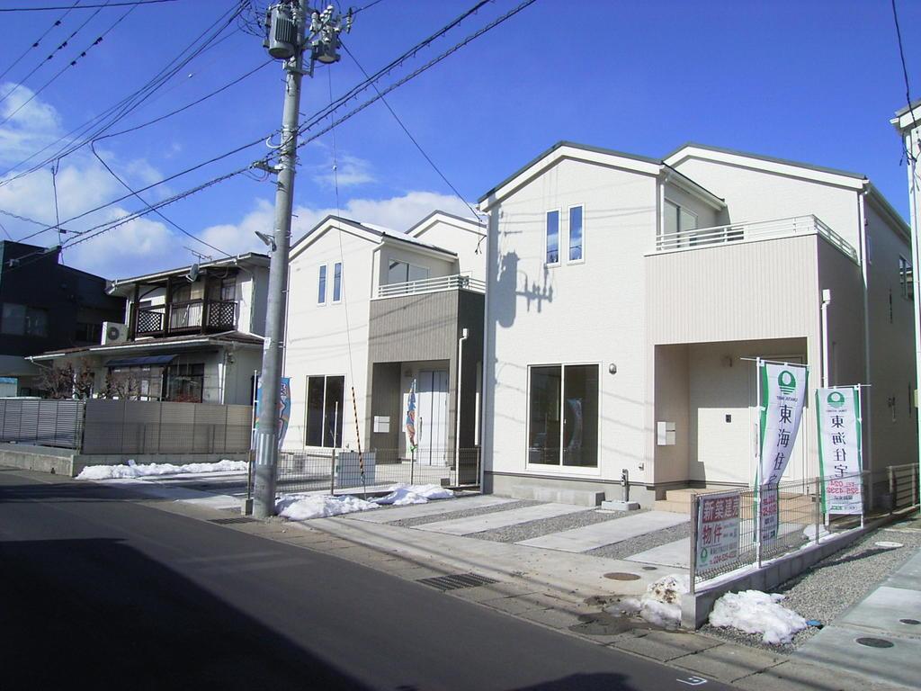 福島市丸子3期 2号棟 新築一戸建て