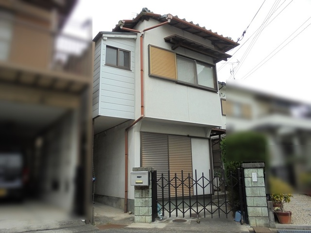 一戸建て 京田辺市