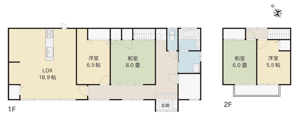 東御市田中中古リフォーム住宅