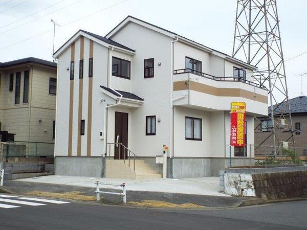 八王子市南陽台第8 新築分譲住宅