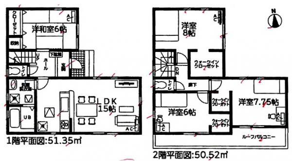 中村区岩塚町19-2期 3号棟