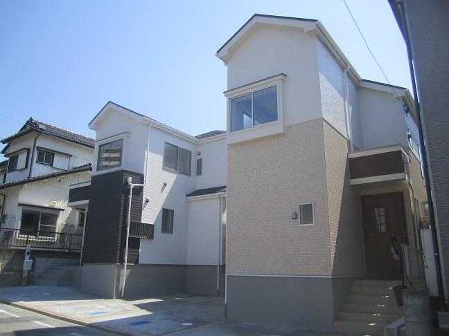 新築分譲住宅 東海市加木屋町高見 全2棟 1号棟