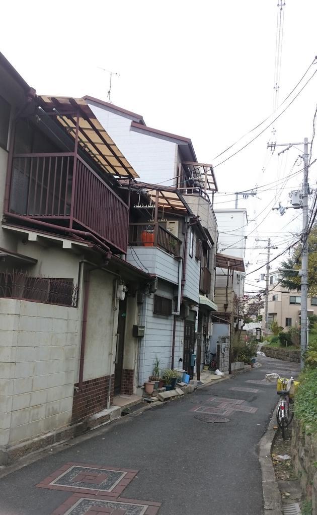 テラスハウス 大阪市阿倍野区