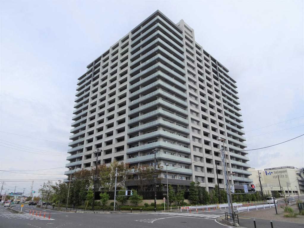 パークホームズLaLa新三郷、11階眺望良好