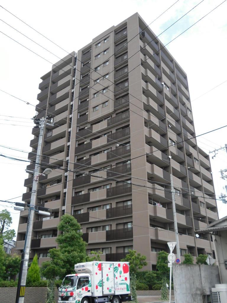 コスモ塚本C'sタワー ~高層階角部屋の4LDK~