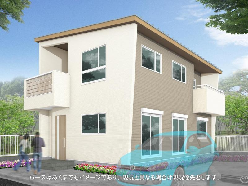 Asobi-デザインハウス 豊明市栄町第五 4号棟