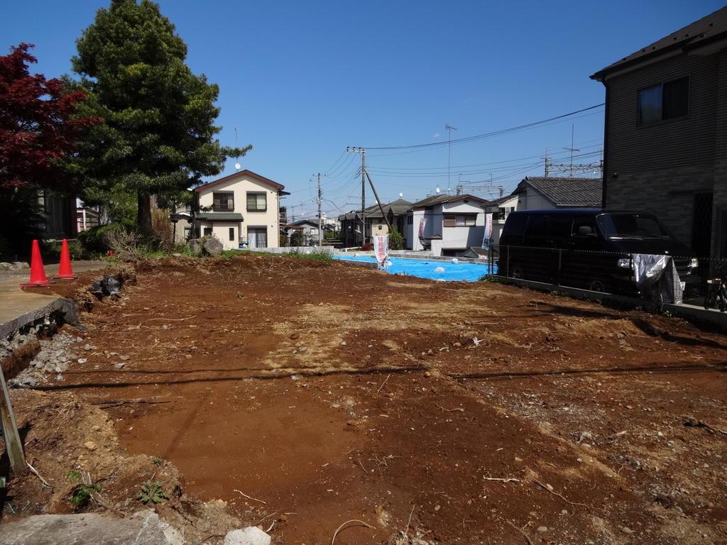 北野町建築条件付売地 NO4