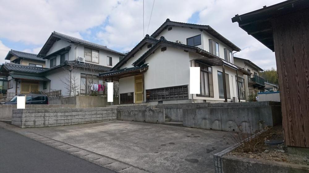松江市うぐいす台 戸建て