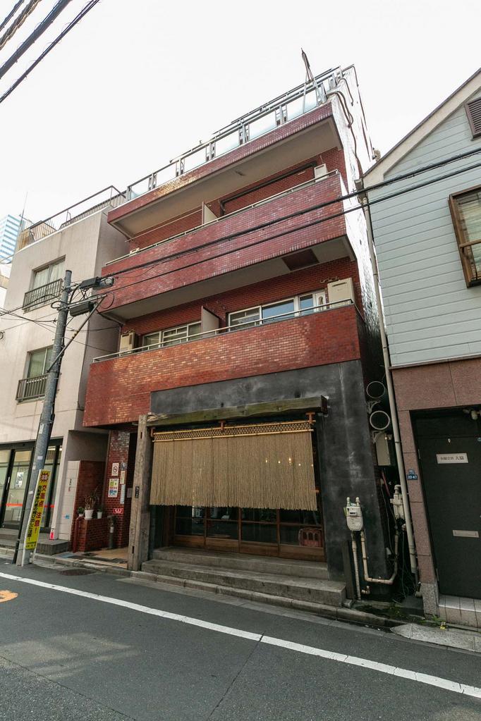 キャッスルマンション西新宿 201