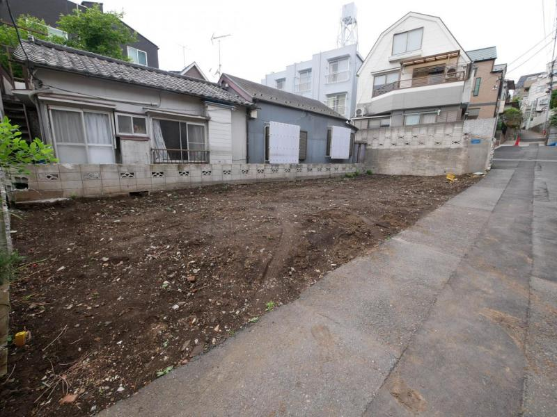 豊島区高田1丁目 間口広々重厚感のあるお家が建築可能