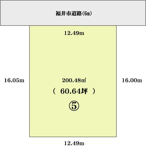 福井市燈豊町(ネオポリス本郷)5番
