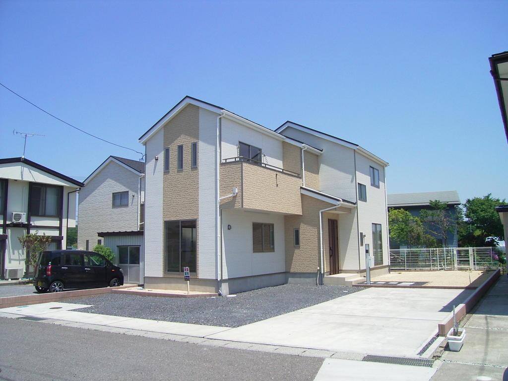 須賀川市向陽町第2 1号棟 新築一戸建て