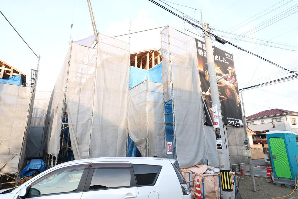 新築一戸建 上山門3丁目 2号棟