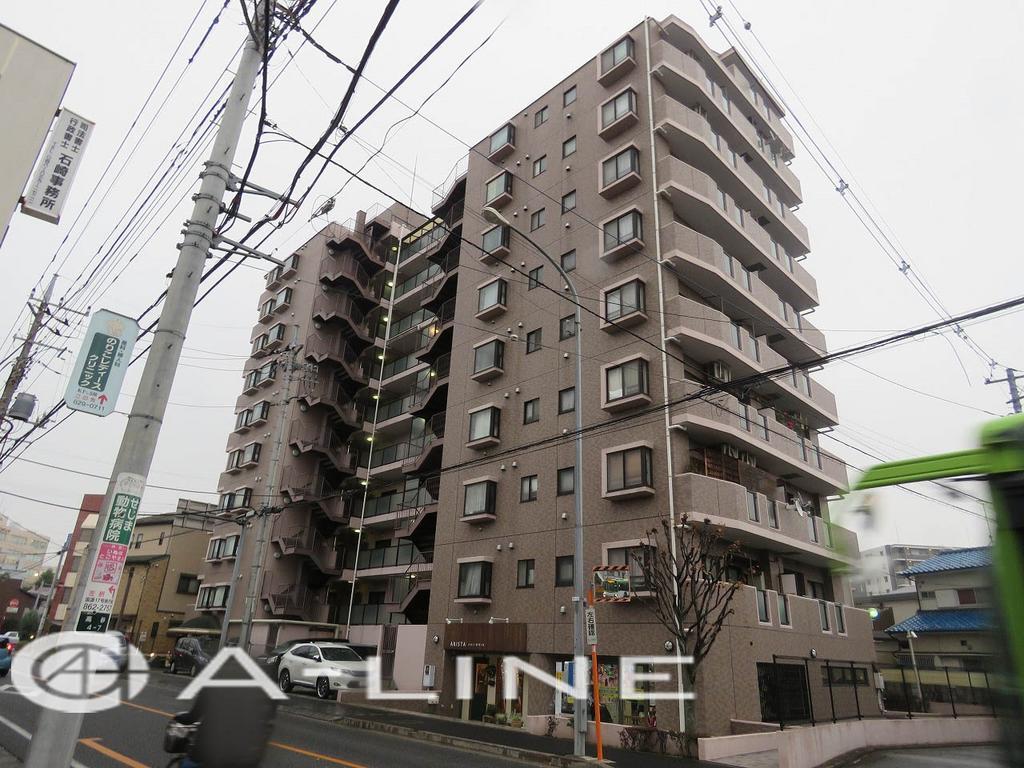 ライオンズマンション浦和・県庁前 805