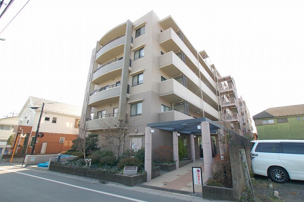 レクセルマンション花小金井 ~5階・東南角部屋・3LDK~