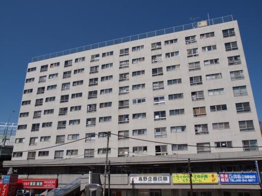 ・ペット飼育可能・江田駅徒歩2分・東急江田駅前ドエリング