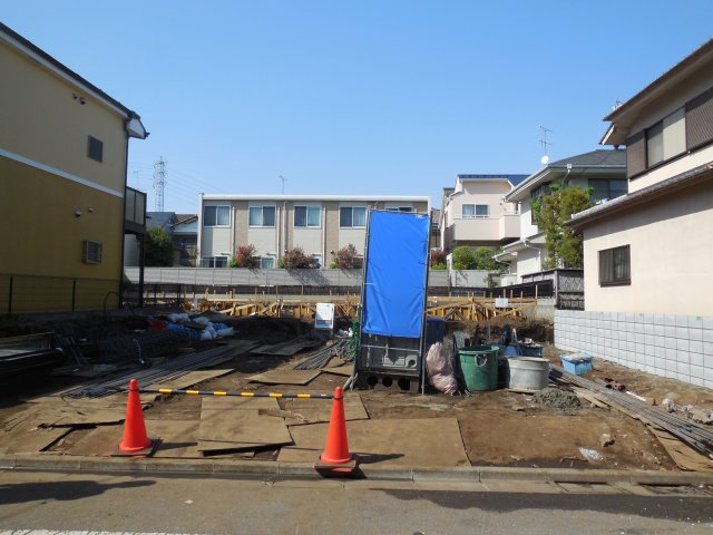 新築戸建 等々力3丁目 ルーフバルコニー付 南側6メートル道