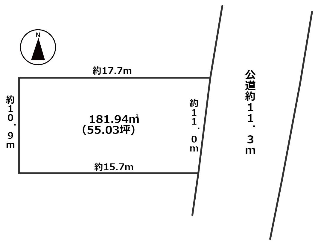 早稲田5丁目 売地