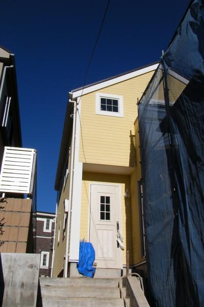 洋風輸入住宅テイストの新築戸建 2号棟