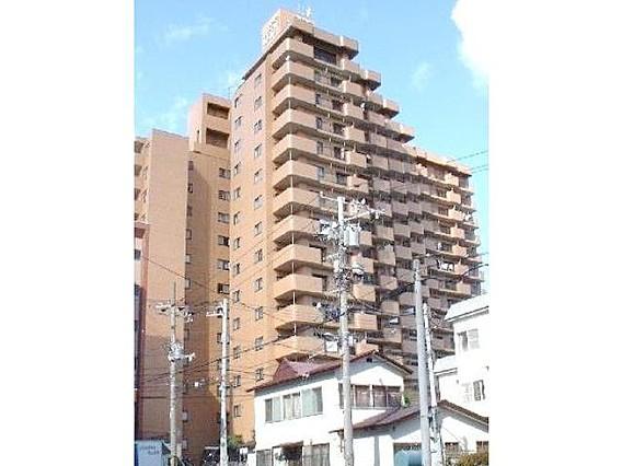 マンション 札幌市白石区