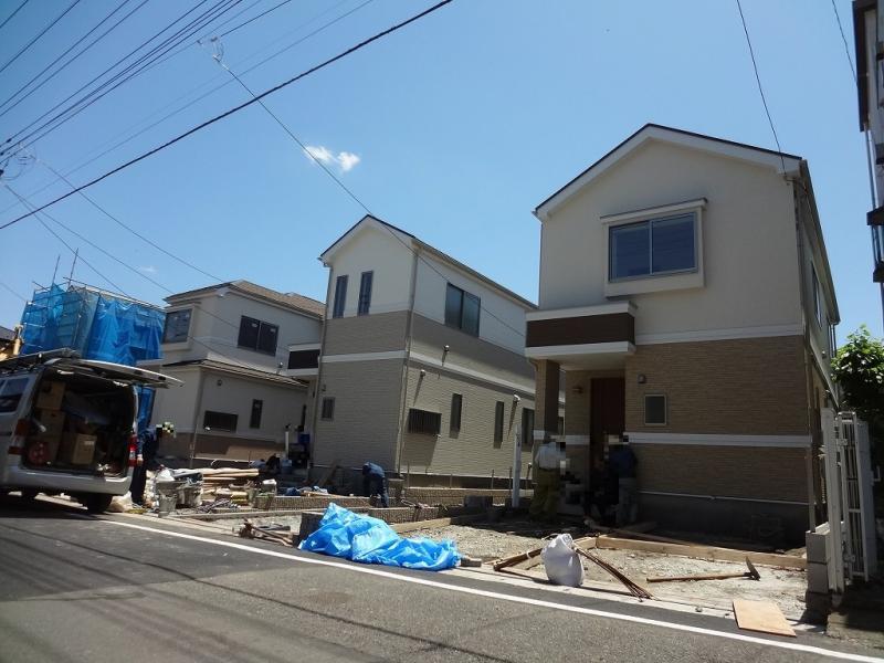 地震にも強い耐震等級3 子安町2丁目 D号棟