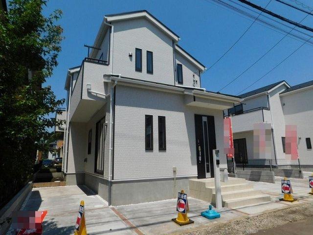 所沢市下安松・全4棟 新築一戸建 4号棟 ~窓が多く明るいお部