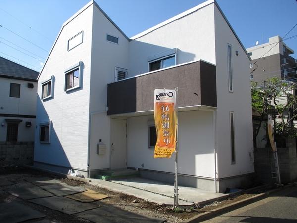 イデアガーデン中野区野方 新築戸建 C号棟 全3棟