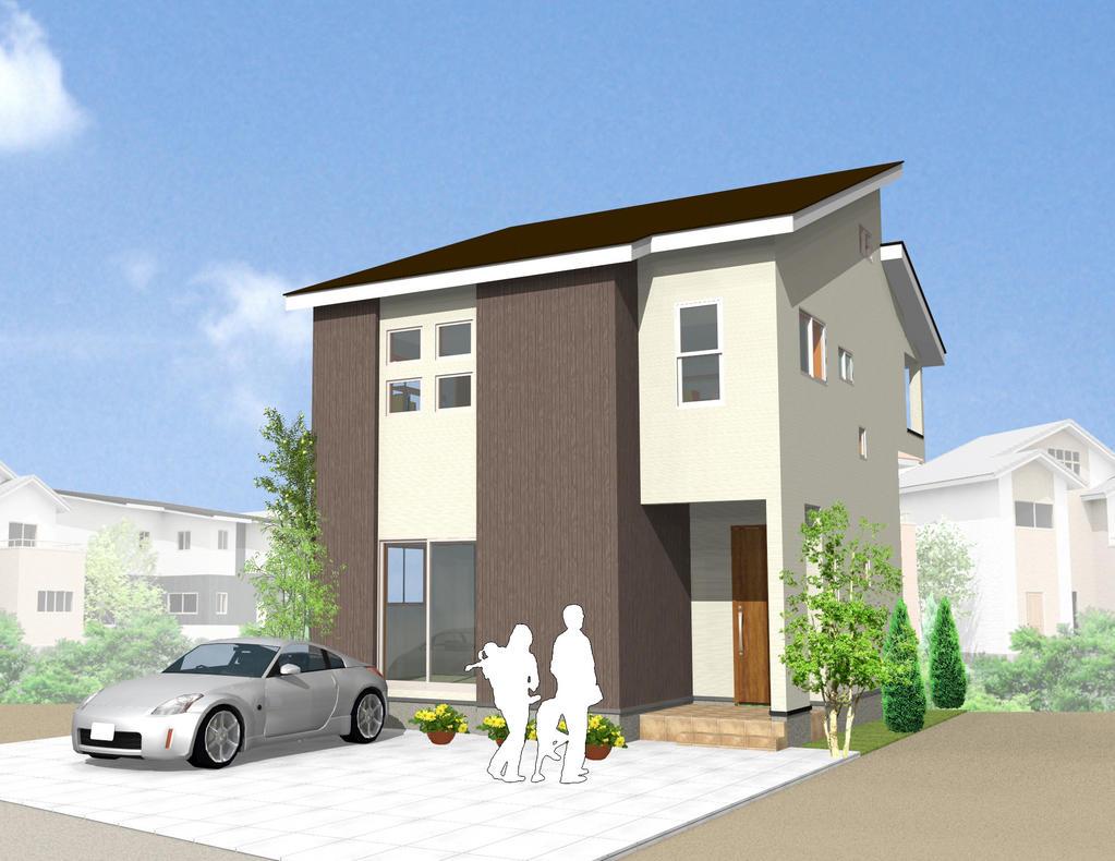 長岡市関原町2丁目 新築建売住宅