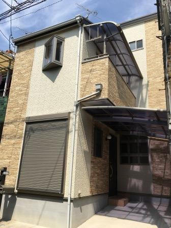 島泉8丁目一戸建住宅