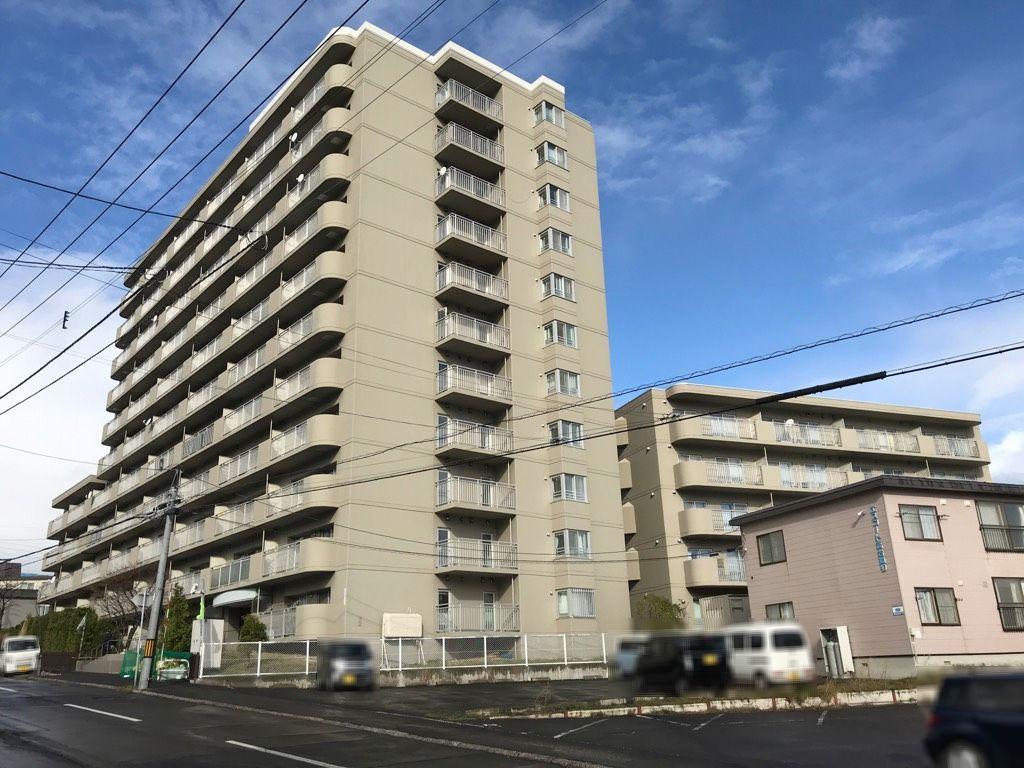 コープ野村手稲ヒルズ リフォームマンション・3方角住戸 308