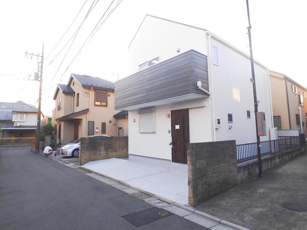 上祖師谷のデザイン住宅