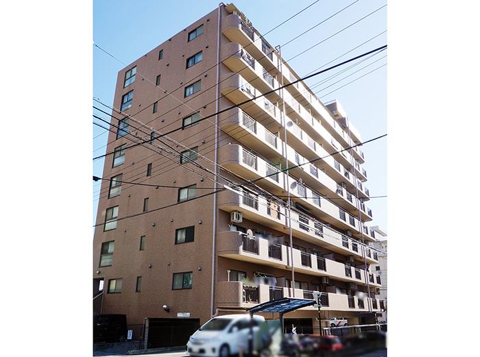 サンヴェール新宿 601