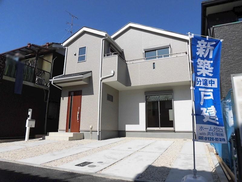 中川区長良町第2 新築分譲住宅 全8棟  8号棟