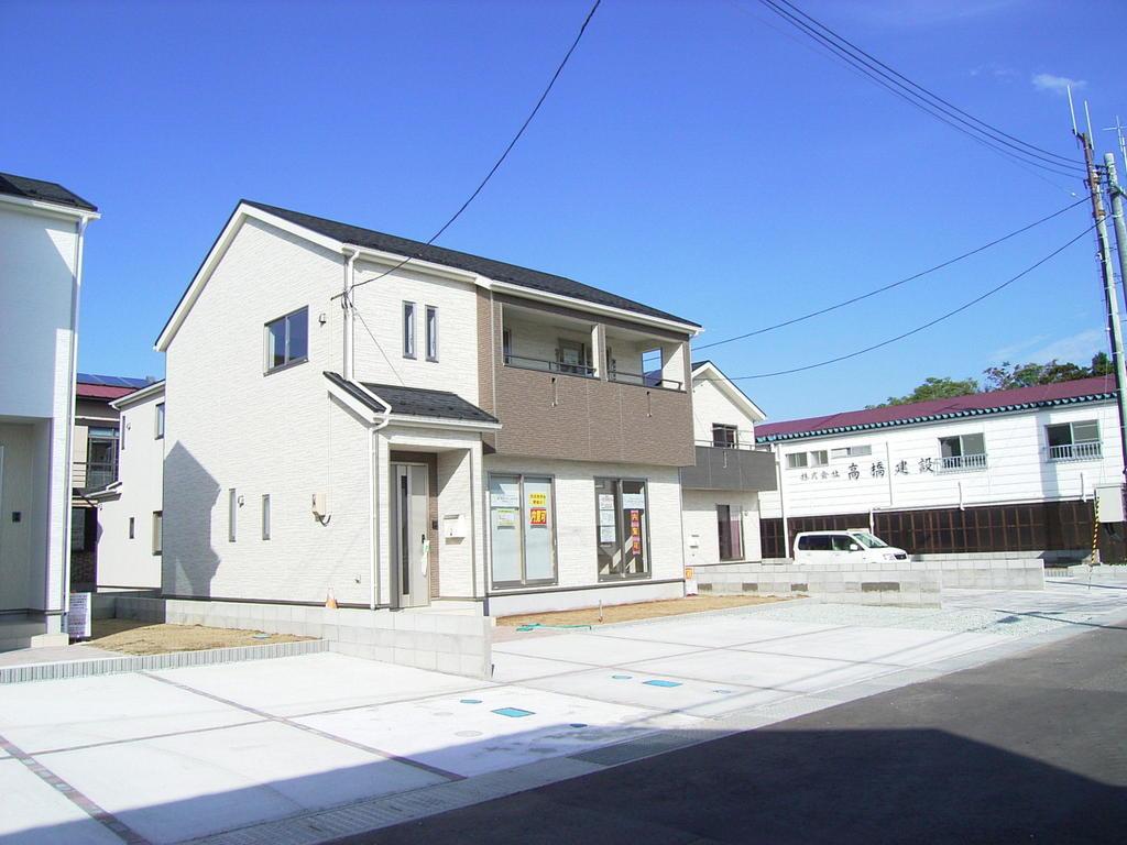 郡山市田村町徳定第4 2号棟 新築一戸建て