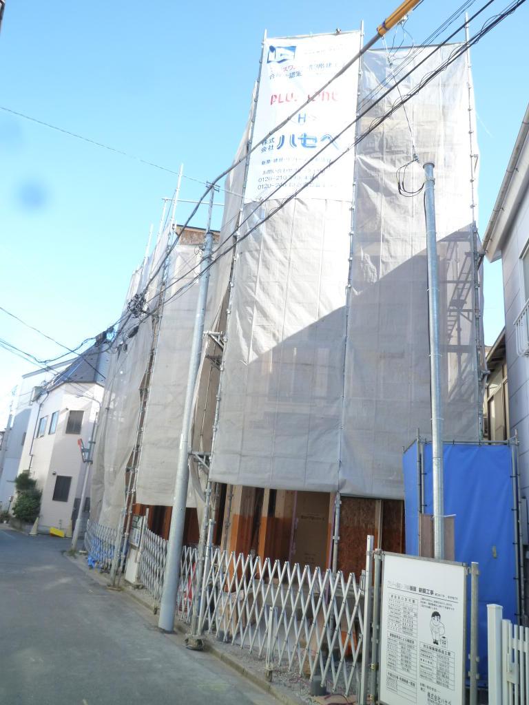 JR東北本線「尾久」駅 徒歩7分 B号棟