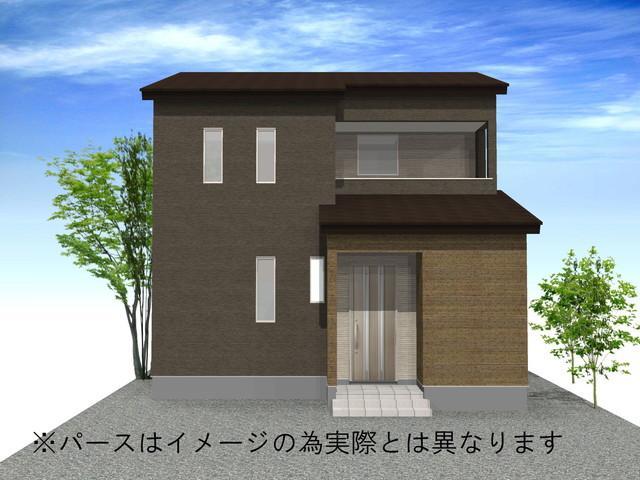 富山市中冨居 右棟 新築一戸建て