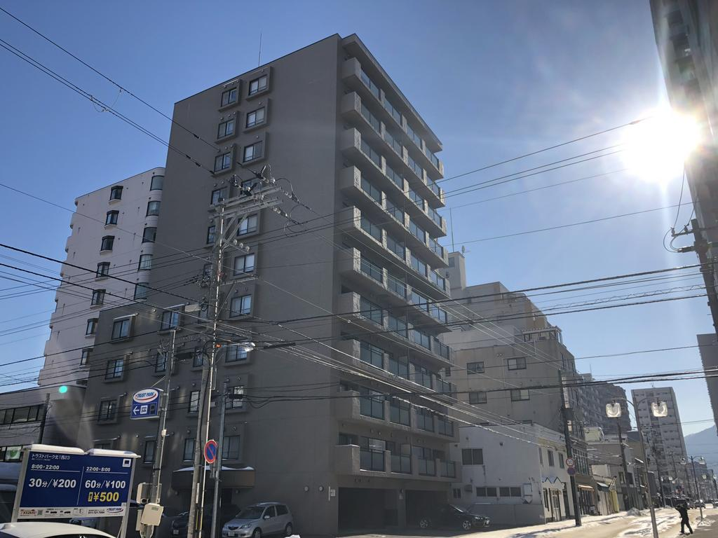 マンション 札幌市中央区
