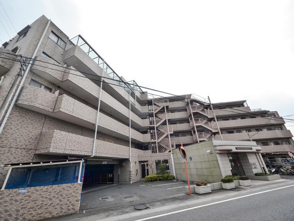 ライオンズガーデン西所沢 駅徒歩8分 南向き