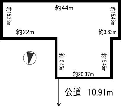 土地 札幌市中央区