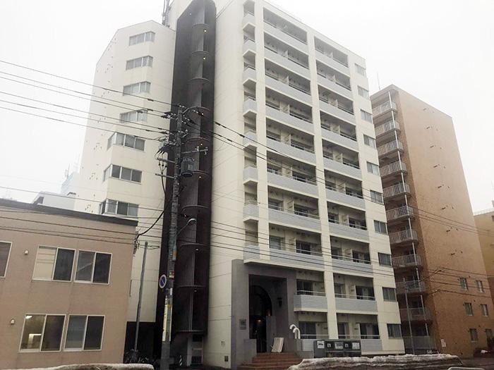 日興パレス東札幌 501