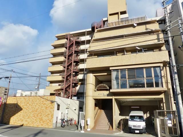 JR奈良駅徒歩5分・ペット可・最上階
